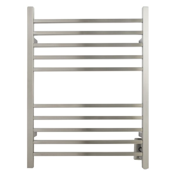 Radiant Wall Mount Hardwired Electric Towel Warmer by Amba
