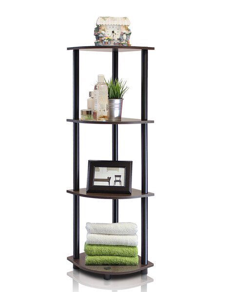 Brenna Corner Unit Bookcase by Zipcode Design