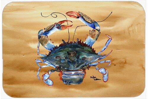 Crab Kitchen/Bath Mat by Caroline's Treasures