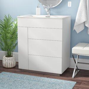 Ebling 35″ Single Bathroom Vanity Set
