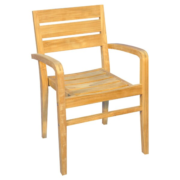 Cullman Indoor/Outdoor Arm Chair by Regal Teak