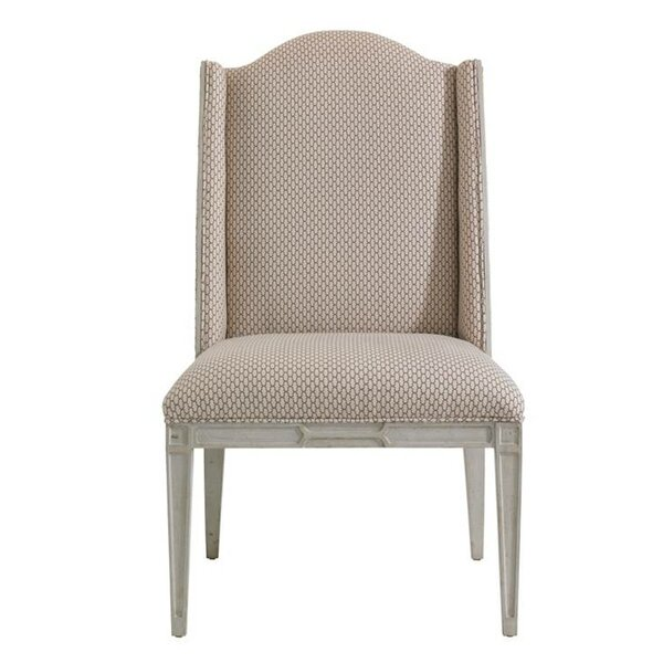 Charleston Regency Upholstered Dining Chair (Set o