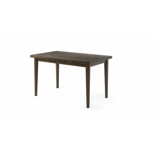 Jillian Gathering Refectory Extendable Dining Table by Gracie Oaks