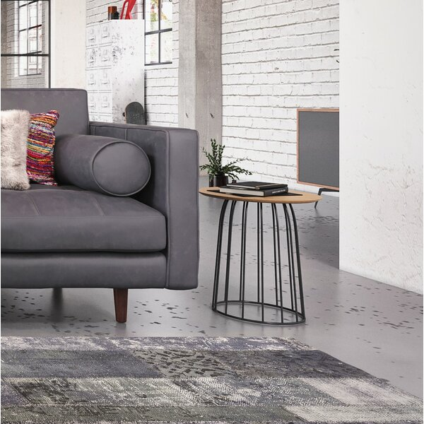 Harrod Modern End Table by Bungalow Rose