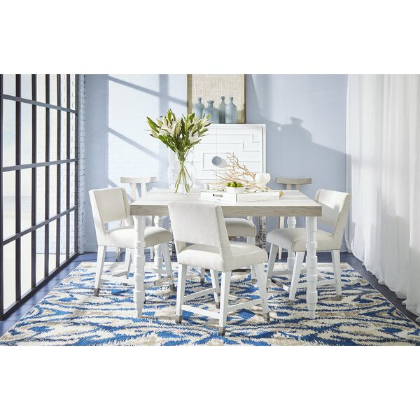 Herrera 7 Piece Extendable Dining Set by Rosecliff Heights