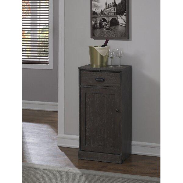 Pettey Modular Unit Left Bar Cabinet By Canora Grey