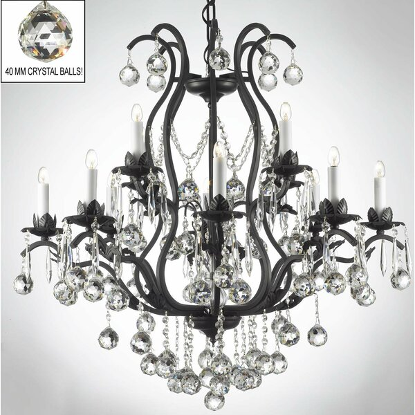 Alvan 15-Light Candle Style Tiered Chandelier by Astoria Grand Astoria Grand