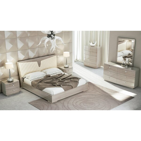 Platform 4 Piece Configurable Bedroom Set by Orren Ellis