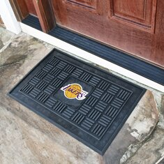 NBA - Los Angeles Lakers Medallion Doormat by FANMATS
