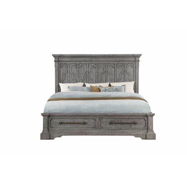 Candice Storage Platform Bed by One Allium Way