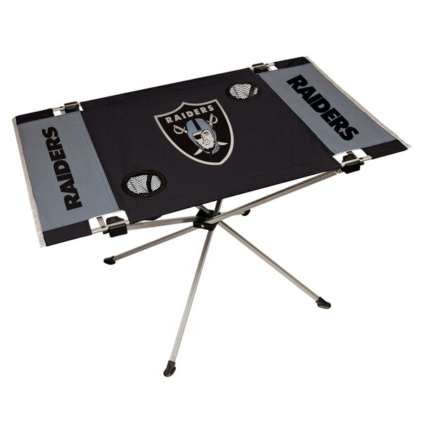 Rawlings NFL End Zone Tailgate Folding Table by Jarden Consumer Solutions