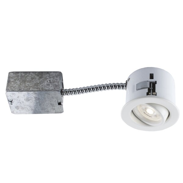 Flex 3.75 LED Recessed Lighting Kit by Bazz