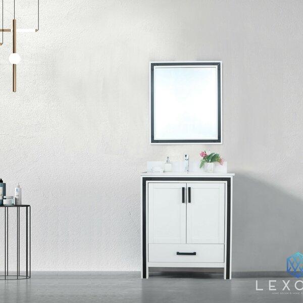 Aweis 30 Single Bathroom Vanity Set with Mirror