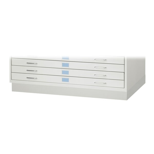 Facil Flat File Base by Safco Products Company