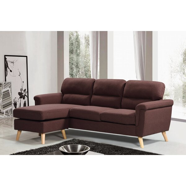 Crowson Reversible Sectional by George Oliver