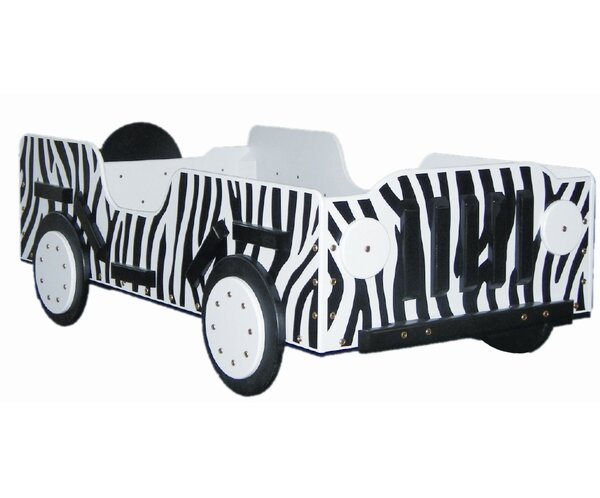 Pickett Safari Toddler Car Bed by Zoomie Kids