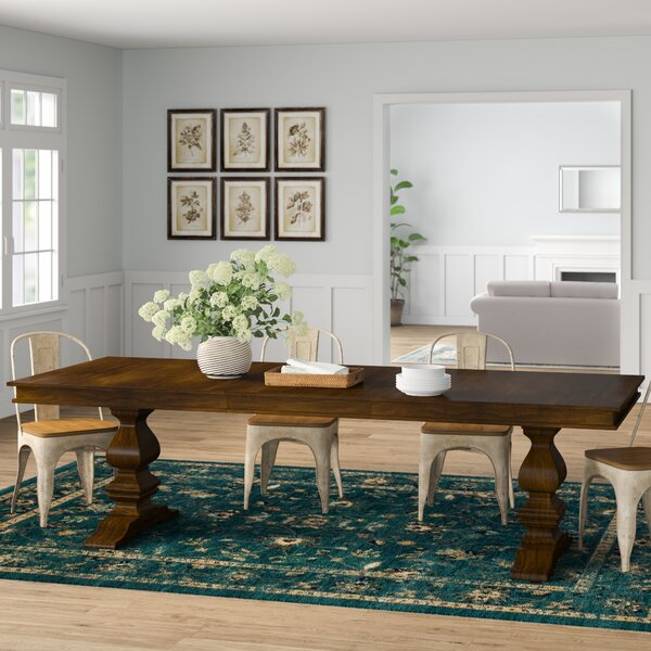 Barlow Dining Table by Birch Lane™ Heritage