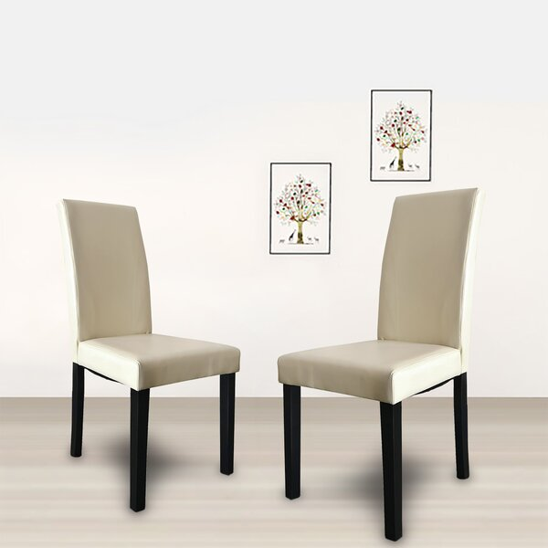 Lilienthal Upholstered Parsons Chair (Set Of 2) By Winston Porter