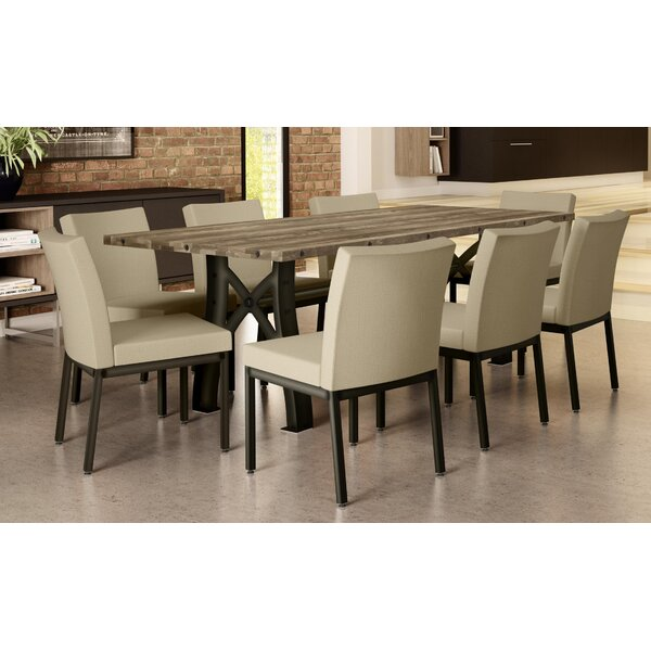 Malachi 9 Piece Dining Set by 17 Stories