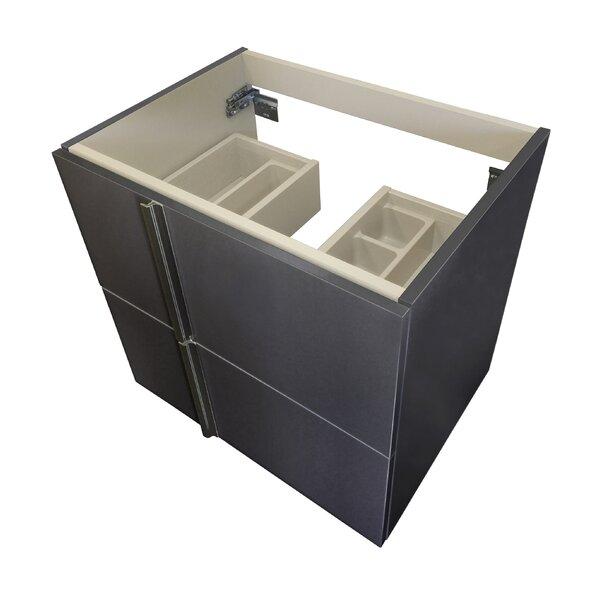 Onix Series 24 Single Bathroom Vanity Base by Dawn USA