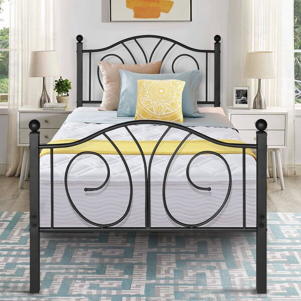 Hennig Ophelia & Co. Platform Bed by Ophelia & Co.