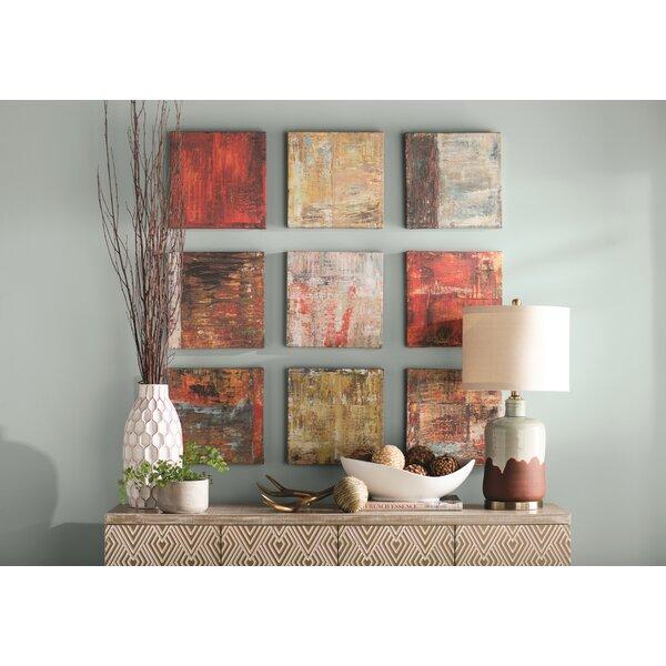 9 piece art wayfair