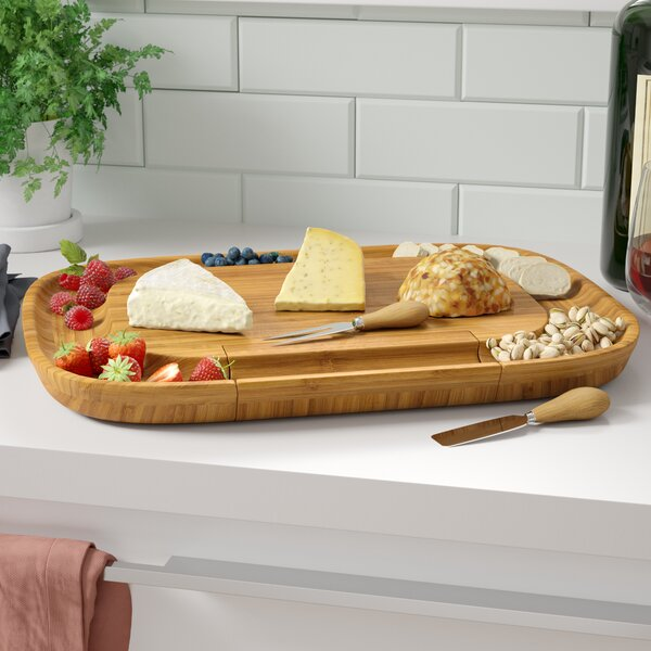 Bureen Cheese Tray by Zipcode Design
