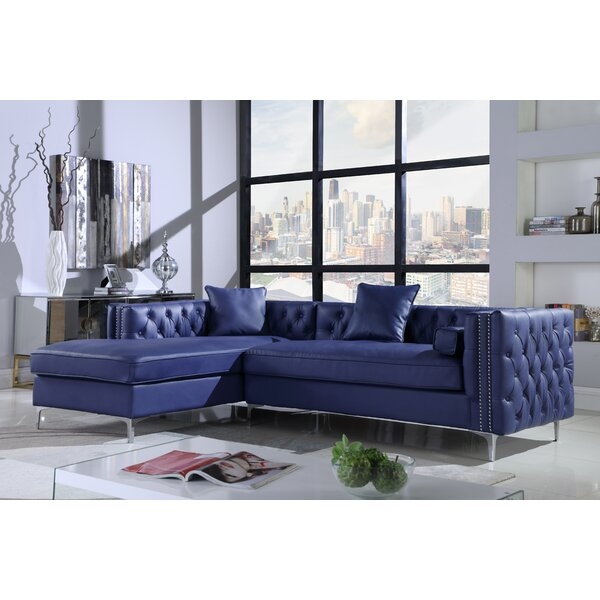 Sayali Contemporary Sectional by Willa Arlo Interiors