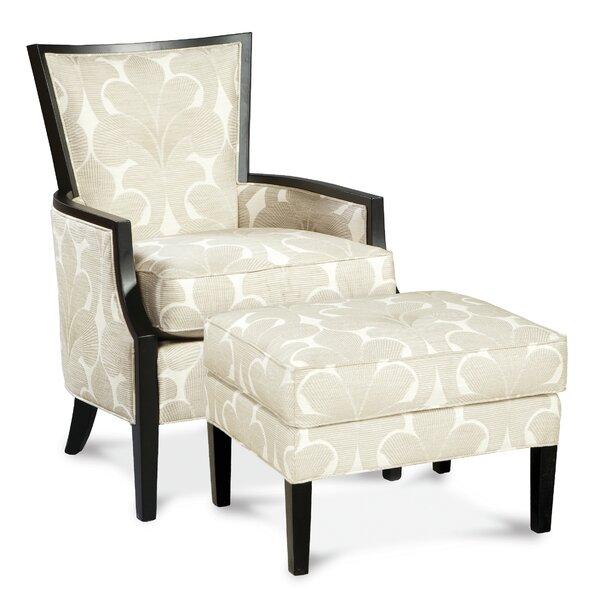 Gladstone Ottoman by Fairfield Chair