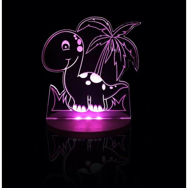 Dino Night Lights Insert by Tulio Dream Lights