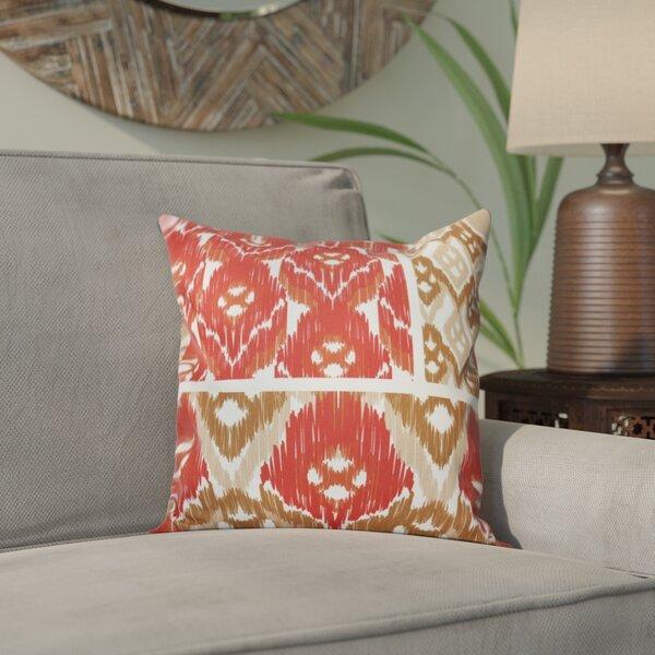 Meetinghouse Free Spirit Geometric Print Throw Pillow by Bungalow Rose