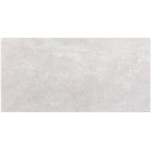 Malaga 12 x 24 Porcelain Field Tile in Perla by Splashback Tile