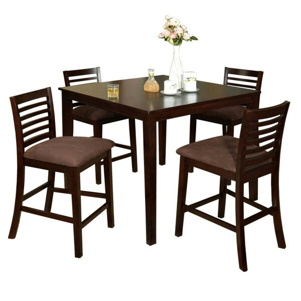 Feliciano Classy 5 Piece Dining Set by Darby Home Co