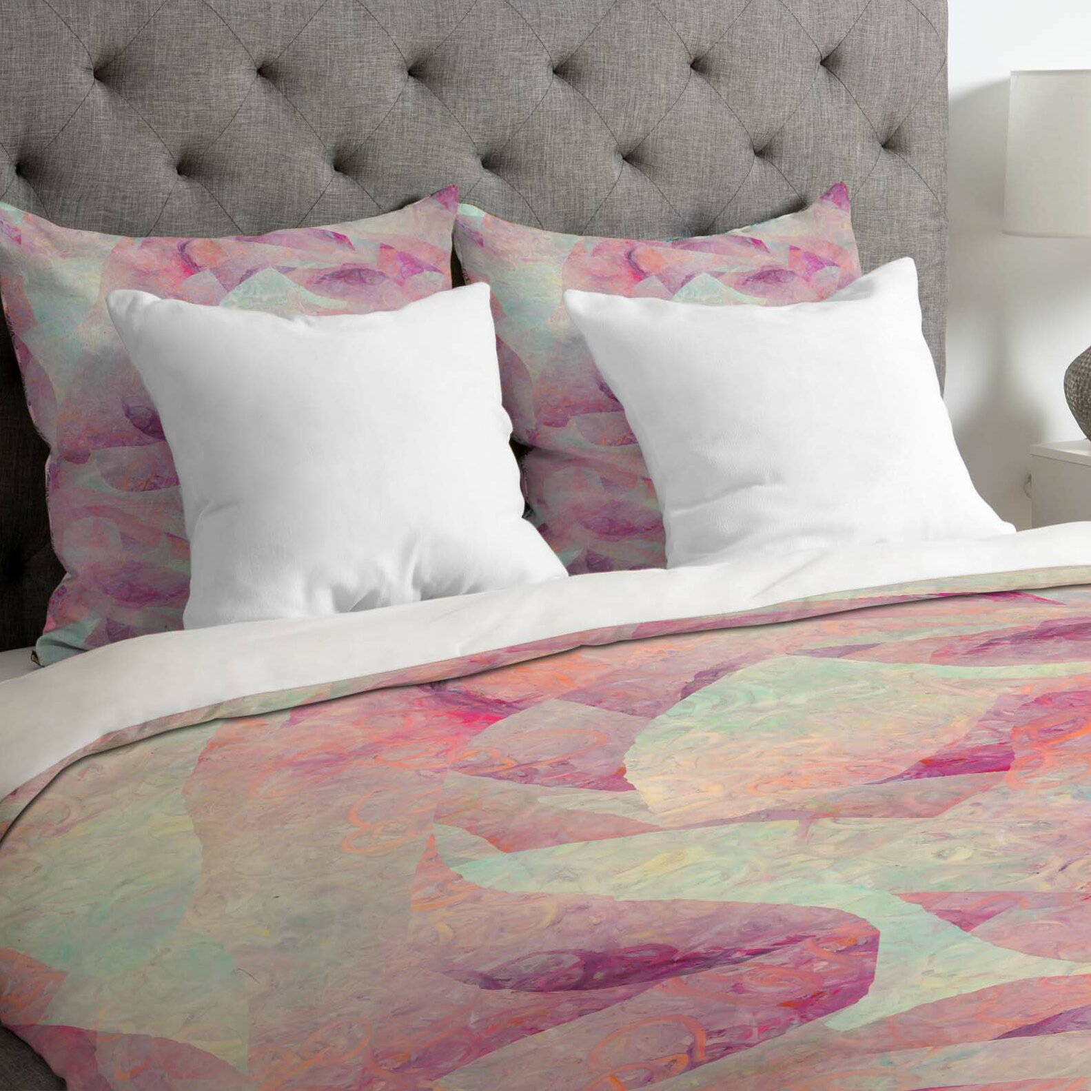 Wrought Studio Lightweight Sleep To Dream Duvet Cover Wayfair