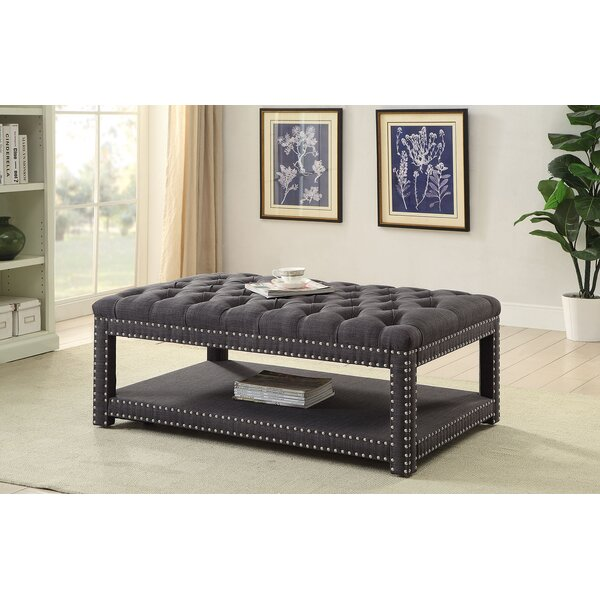 Ewald Upholstered Bench by Darby Home Co