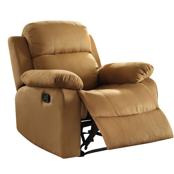 Riddleville Manual Recliner by Winston Porter