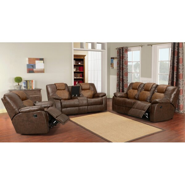 Ullman 3 Piece Living Room Set by Red Barrel Studio