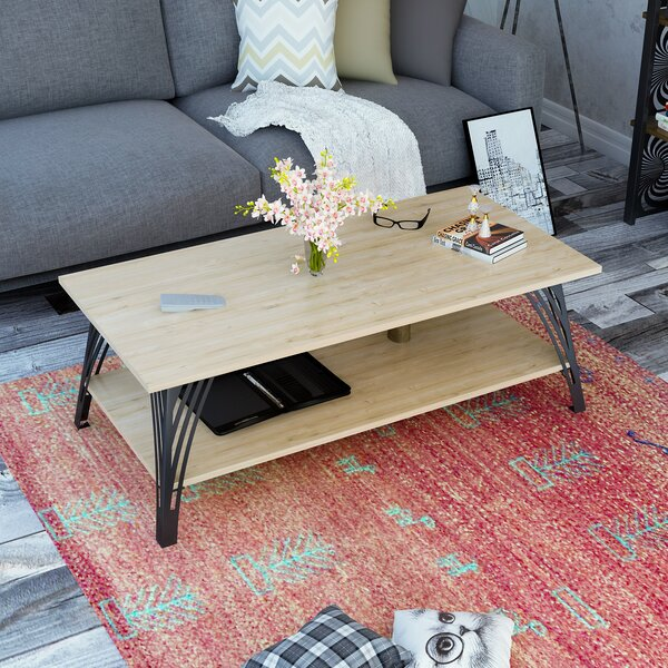 Casitas Coffee Table by Williston Forge