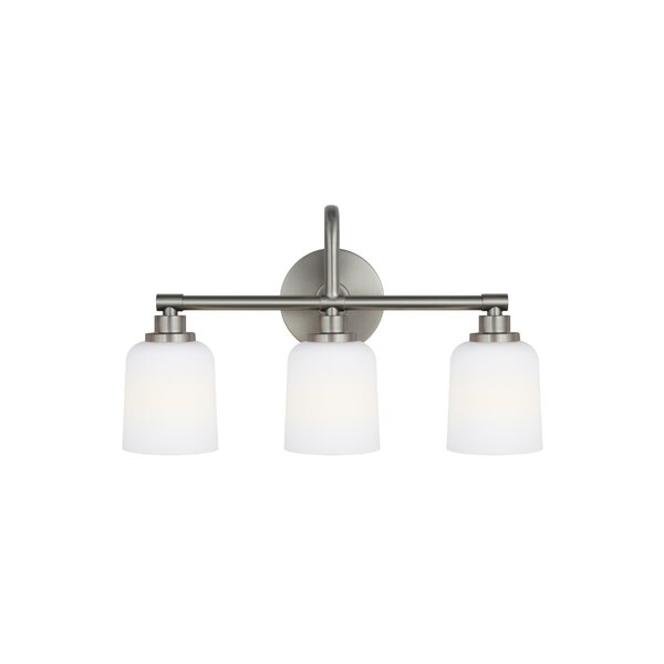 Randwick 3-Light Vanity Light by Beachcrest Home