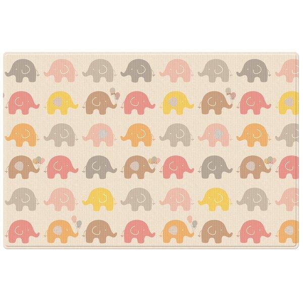 Little Elephant Baby Soft Floor Mat by Parklon
