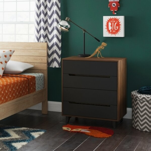 Masten 4 Drawer Bachelors Chest By Mercury Row by Mercury Row #2