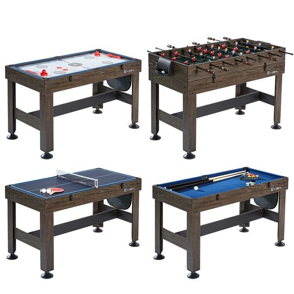 54 4 in 1 Combo Game Table by MD Sports