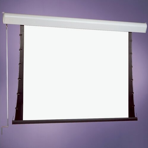 M1300 Silhouette/Series C White Manual Projection Screen by ****DELETE