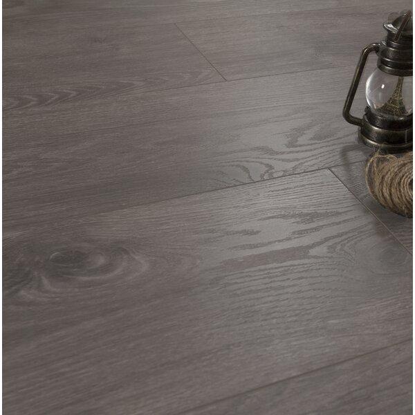 Legno 7 x 48 x 8mm Oak Laminate Flooring in Napa Khaki by Patina Design