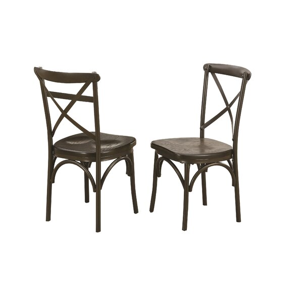 Carrol Dining Chair (Set of 2) by Williston Forge