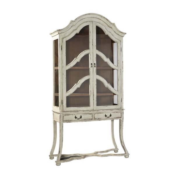 Fayette Curio Cabinet by Furniture Classics