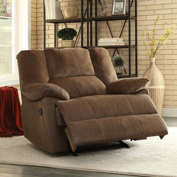 Omaha Over sized Manual Glider Recliner [Red Barrel Studio]