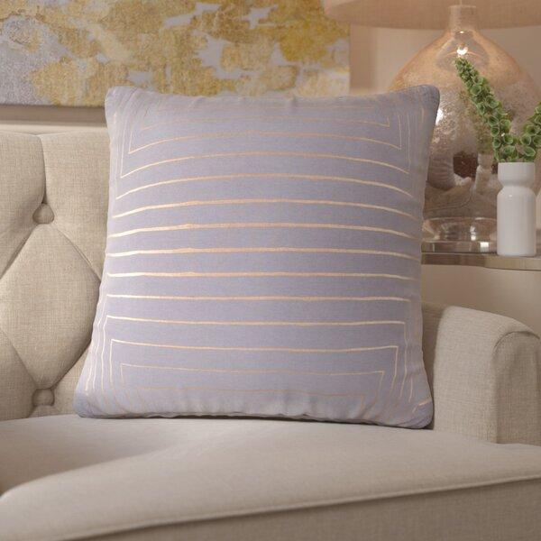 Caressa Cotton Throw Pillow by Willa Arlo Interiors