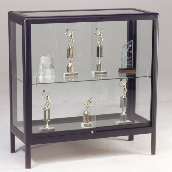Series 98 Elite Counter Height Display Case by Best-Rite®