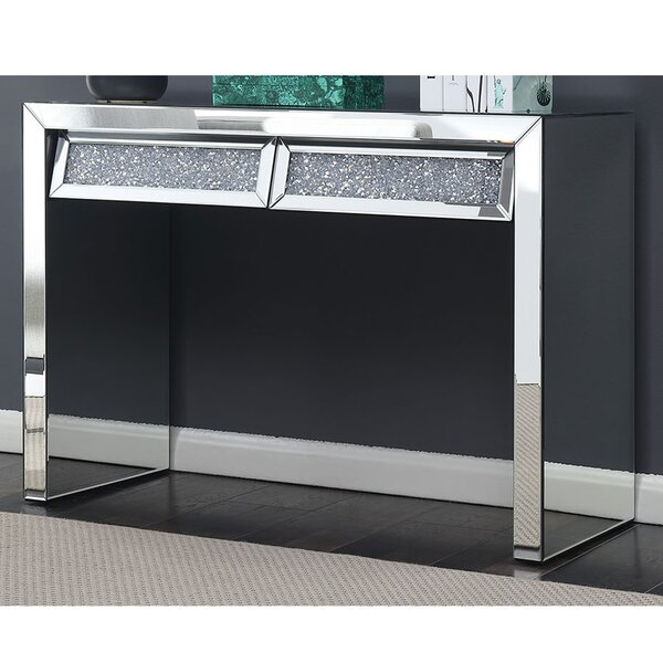 Mulfo Acrylic 2 Drawer Vanity By Rosdorf Park Looking for
